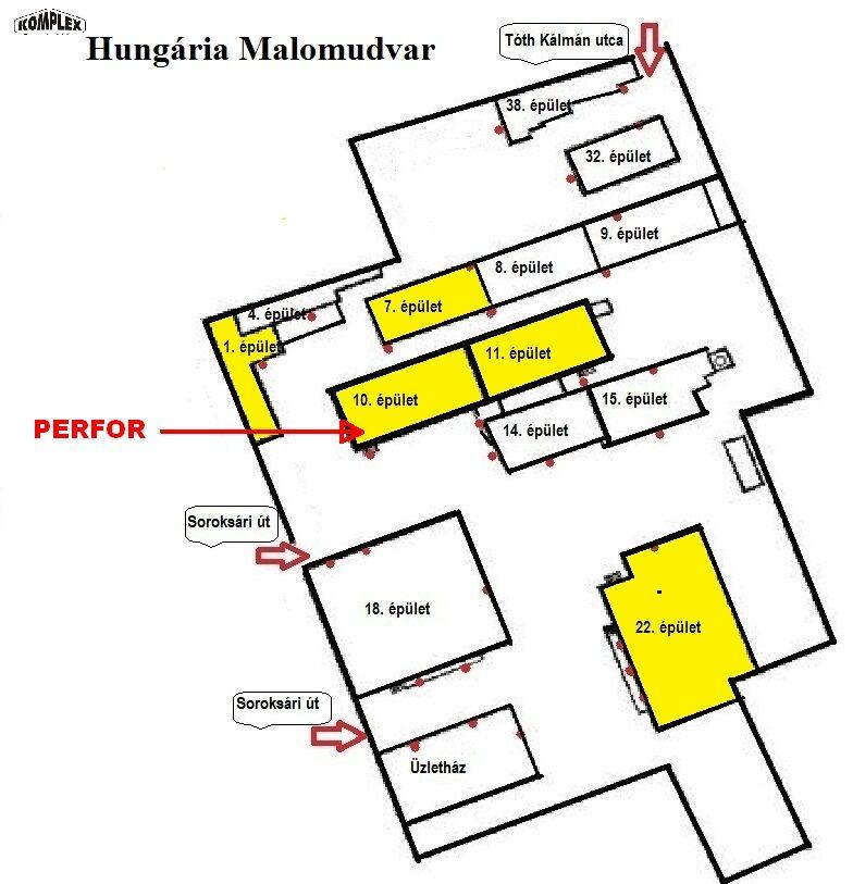 Hungária Malomudvar