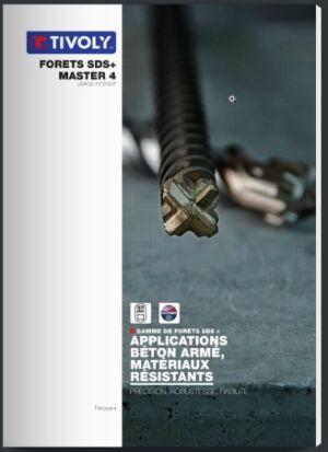 SDS+ Master 4 betonfúró