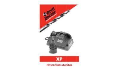DD XP használati utasítás