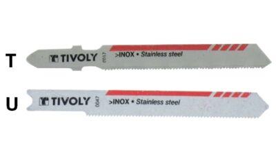 INOX szúrófűrész korrózióálló acélhoz - T5028/T5047