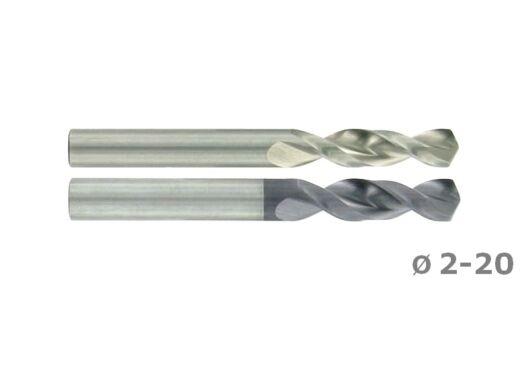 Rövid CNC csigafúró